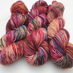 Load image into Gallery viewer, Summer Speckles. Merino Nylon DK