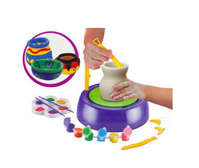 Pottery Wheel - Letkidzplay.com