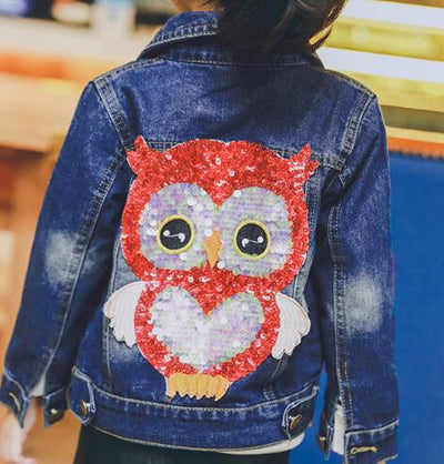Denim Jacket - Letkidzplay.com