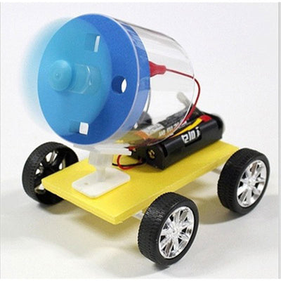 Air powered car - Letkidzplay.com