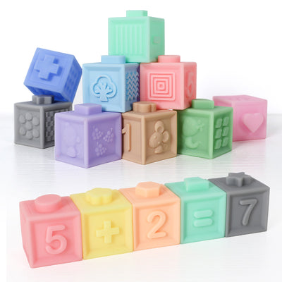 Soft Blocks - Letkidzplay.com