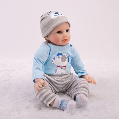 Baby Boy Doll - Letkidzplay.com