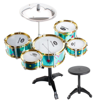 Drum Set - Letkidzplay.com