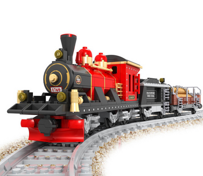 Vintage Train - Letkidzplay.com