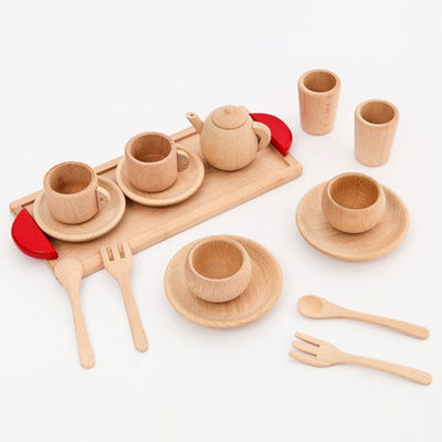 Tea Playset - Letkidzplay.com