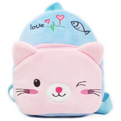 Blue Cat  Bag - Letkidzplay.com