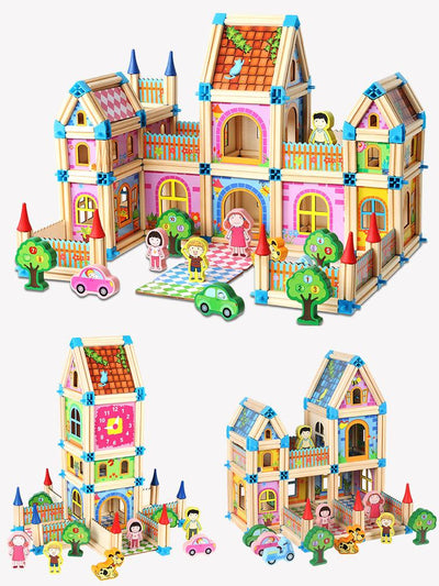 Wooden House - Letkidzplay.com