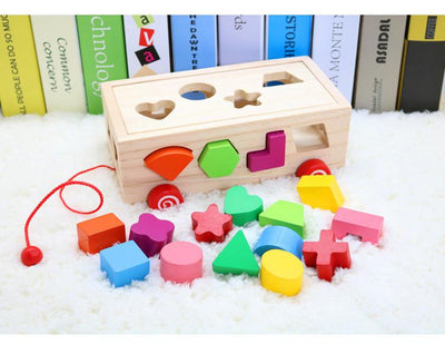 Shapes & Blocks - Letkidzplay.com