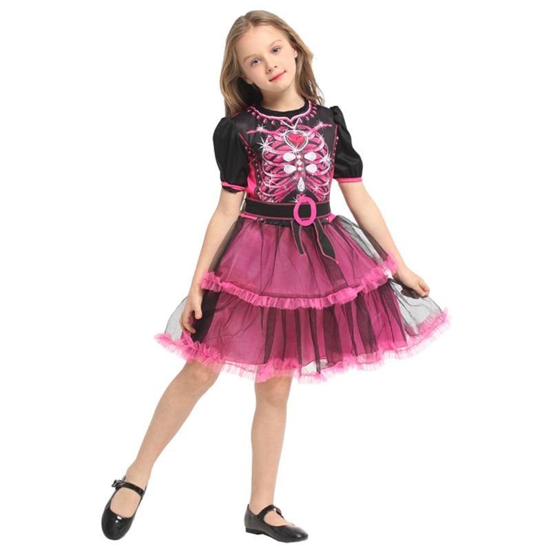 Pink Halloween Dress
