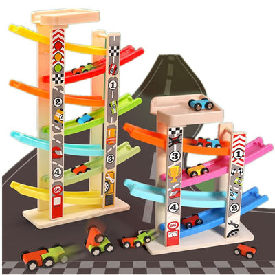 7-Layer Race Track - Letkidzplay.com