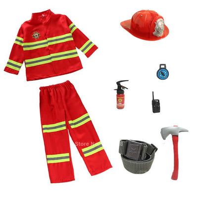 Fireman Kit - Letkidzplay.com