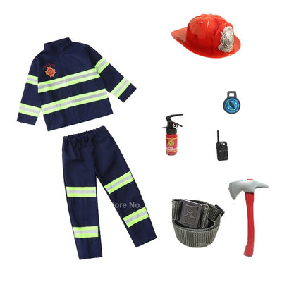 Fireman (Blue Kit) - Letkidzplay.com
