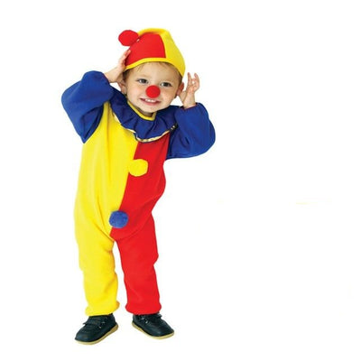 Clown Jumpsuit - Letkidzplay.com