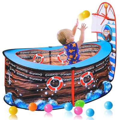 Pirate Tent - Letkidzplay.com