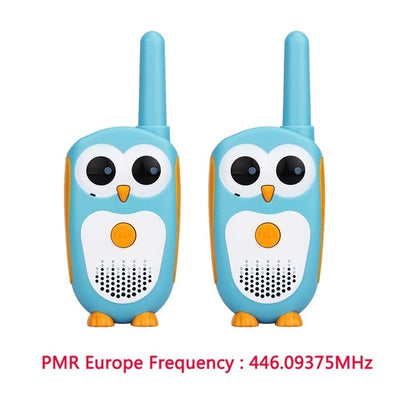 Owl Walkie Talkie - Letkidzplay.com