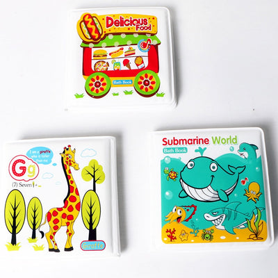 Bath Books - Letkidzplay.com