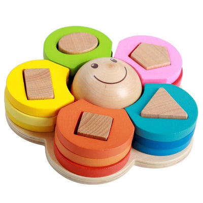 Flower Blocks - Letkidzplay.com