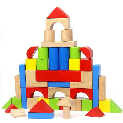 Multicolor Blocks - Letkidzplay.com