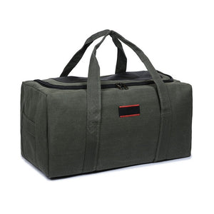 Wholesale Canvas Men Travel Bags Carry on Luggage Bags Men Duffel Bag Travel Tote Large Weekend Bag Overnight high Capacity