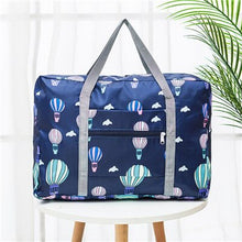 Charger l'image dans la galerie, 2020 New Nylon Foldable Travel Bag Unisex Large Capacity Bag Luggage  Women WaterProof Handbags Organizer Duffel Weekend Bags