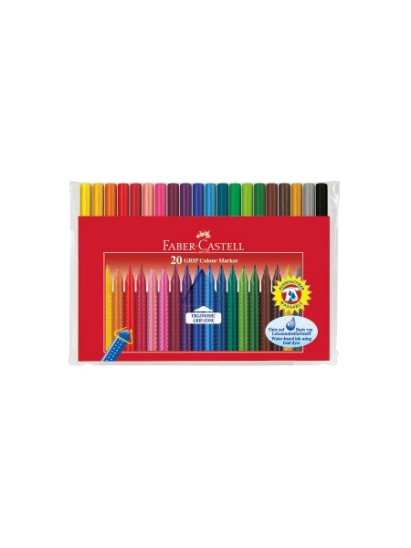 20 soft grip Tusser -  Faber-Castell