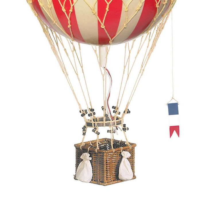 Authentic Models rød luftballon, 32 cm