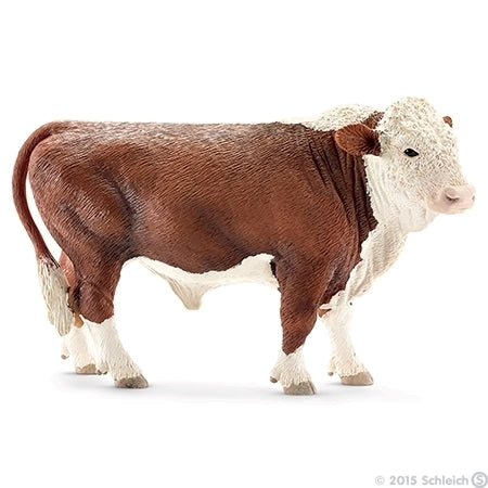 Hereford tyr - Schleich