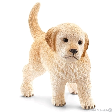 Golden Retriever hvalp - Schleich