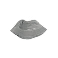 GRAY CORDUROY BUCKET CAP