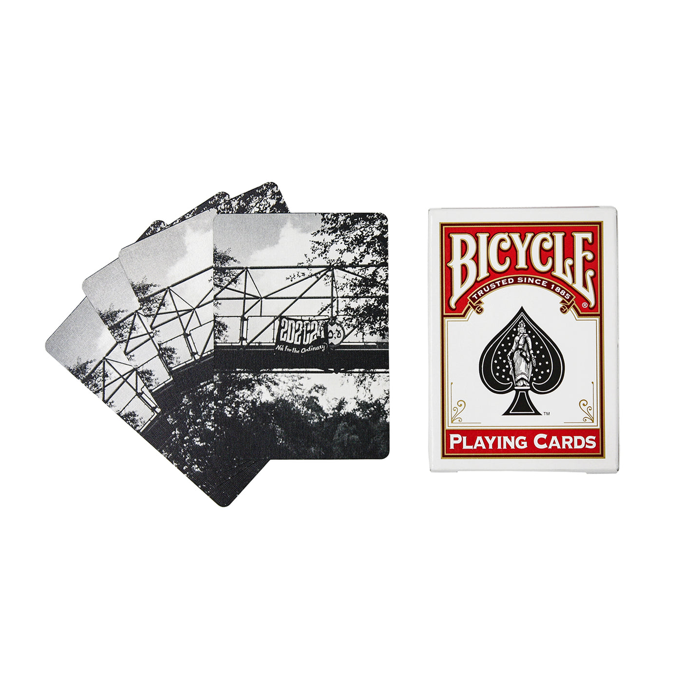 2D2C2M/BICYCLE® PLAYING CARDS