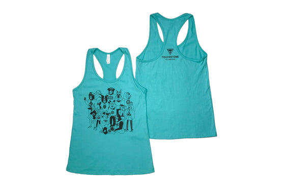 All Gym Dog Pack Tank - Women's