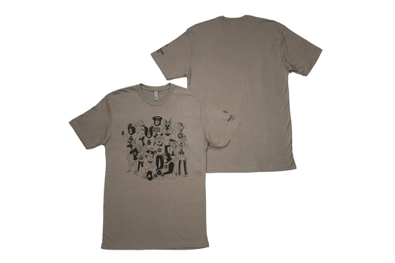 All Gym Dog Pack Tee - Men's