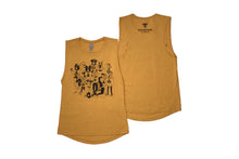 All Gym Dog Pack Muscle Tank - Women's