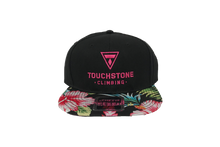 Touchstone Floral Snapback Hat