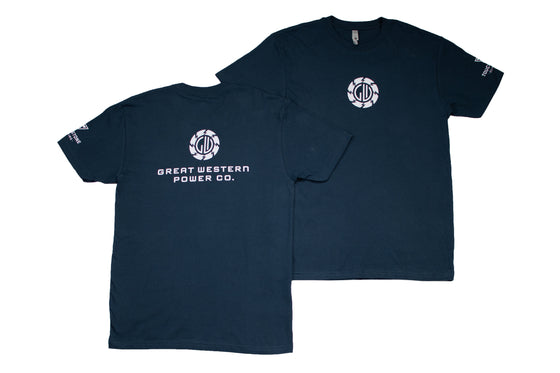 Great Western Power Co. Tee - Men's