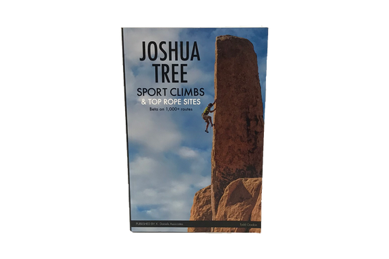 Joshua Tree Sport Climbs and Top Ropes