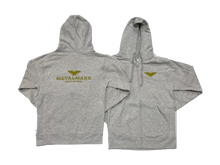 MetalMark Zip Hoody