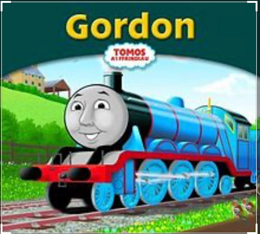 Tomos y Tanc - Gordon