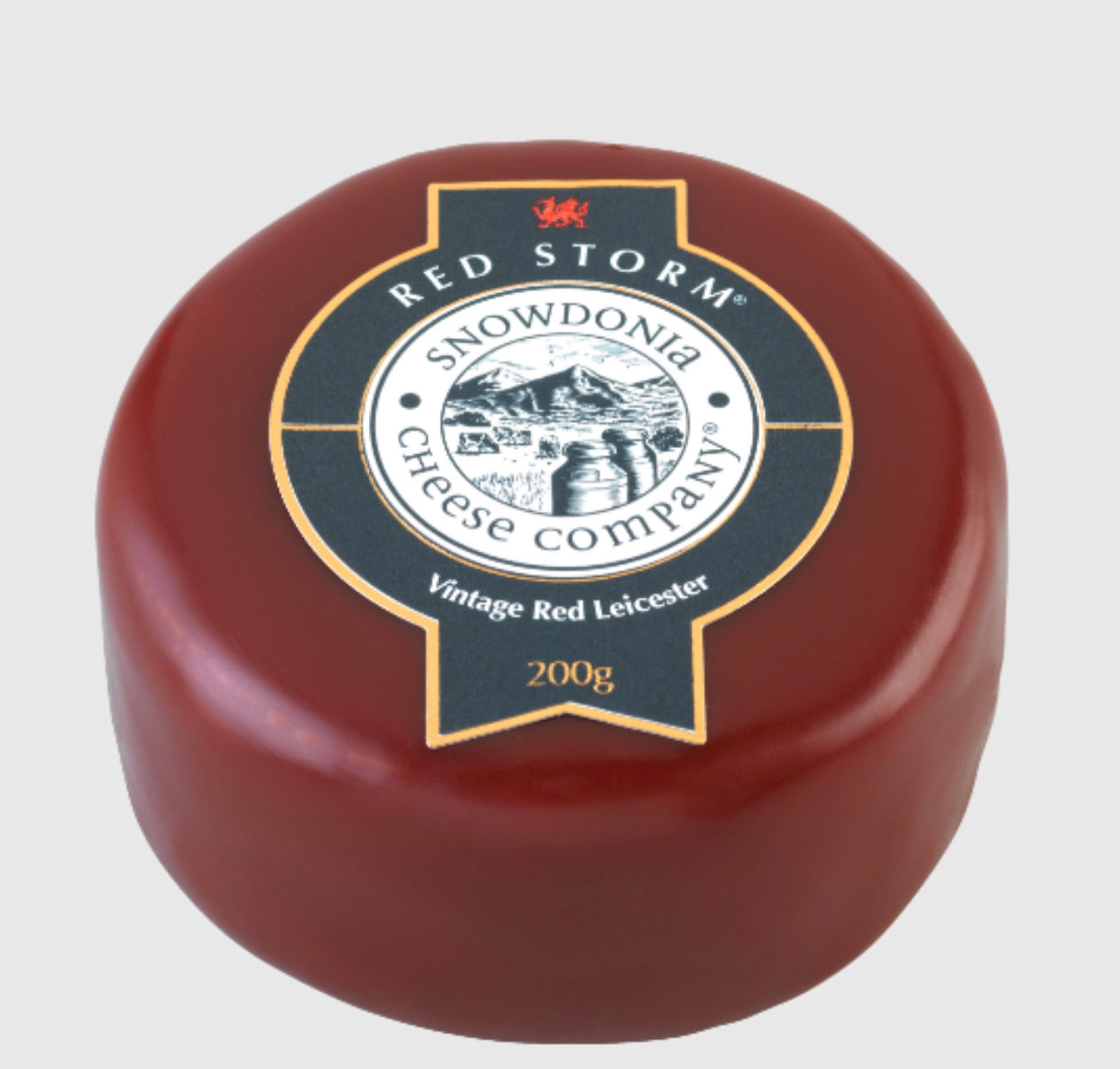 Snowdonia cheese Red Storm