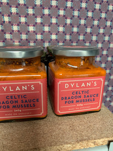 Dylan's Sauce for Mussels
