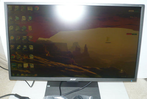 "Acer B326HUL Black 32"" Dual HDMI Widescreen LED Backlight LCD Monitor"