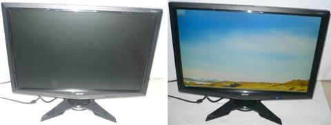 Acer G195W Abd - LCD monitor - 19