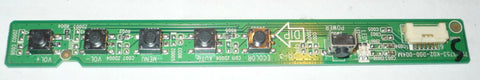 ACER G215HV  MONITOR BUTTON AND IR BOARD   715G3753-K02-000-004N