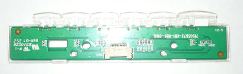 ACER H276HL MONITOR BUTTON BOARD 715G673-K01-000-004L