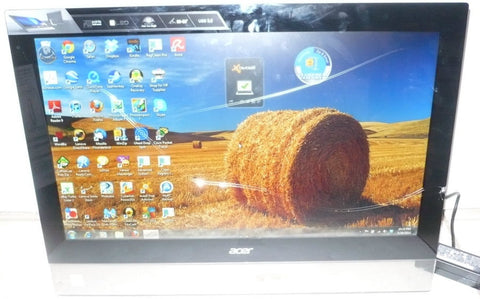 Acer T232HL 23-Inch Touch Screen LCD Display (Outer glass cracked)