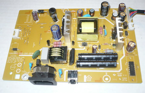 ACER_V196WL MONITOR POWER SUPPLY BOARD D9401AQBE / 715G2892-P03-041-001R