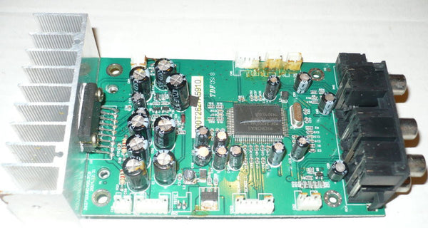 ASTAR LTV2701  TV ANALOG BOARD   700T2627A5910 / 2627SOUND400.PCB