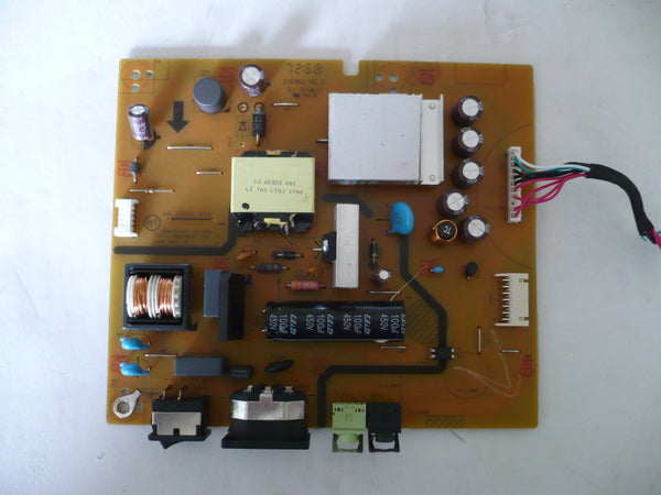 ASUS C624AQH MONITOR POWER SUPPLY BOARD 4H.39002.A10