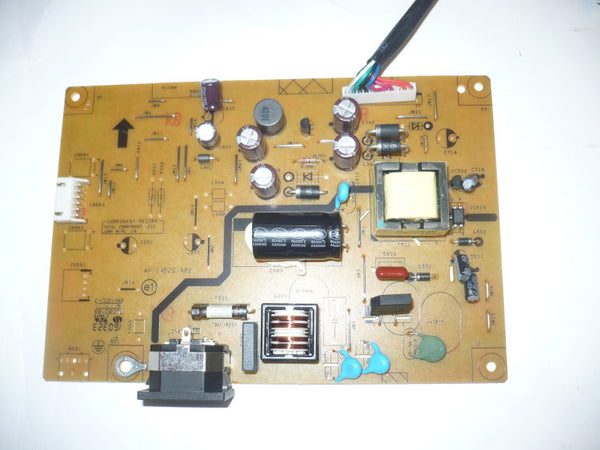 ASUS VE228H MONITOR POWER SUPPLY BOARD 5E1AB020590 / 4H.1AB02.A90