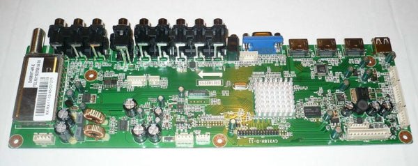 AURIA EQ3266E  TV MAINBOARD   101H2255 \ CV318H-D-11